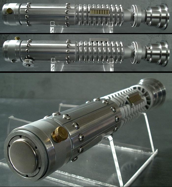 Les plus beaux sabres laser custom RabittoothCustom1