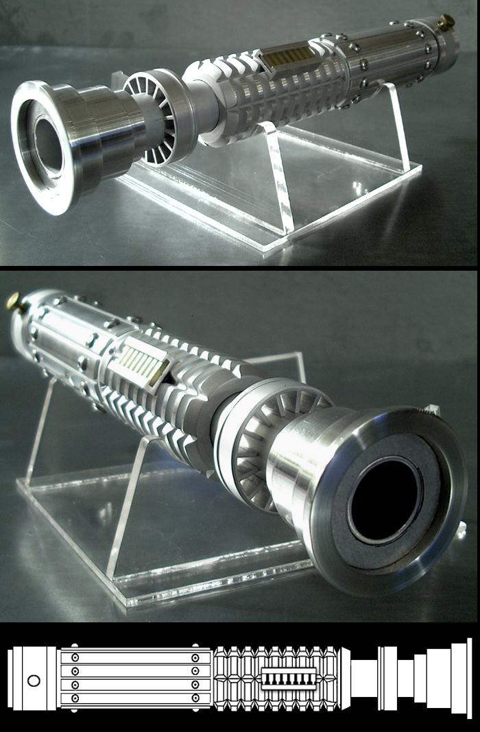 Les plus beaux sabres laser custom RabittoothCustom2