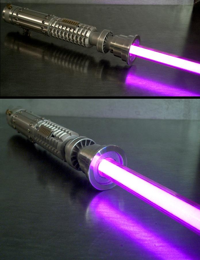 Les plus beaux sabres laser custom RabittoothCustomLit