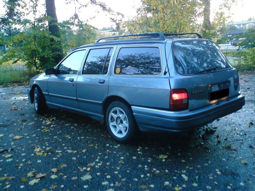 Grey - Sierra med V6:a som suger! SLUTKÖRT FÖR I ÅR! SierraRSsmall2