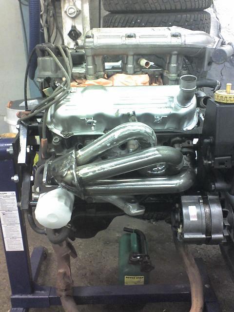 Grey - Sierra med V6:a som suger! SLUTKÖRT FÖR I ÅR! Grenrorsbygge_small9