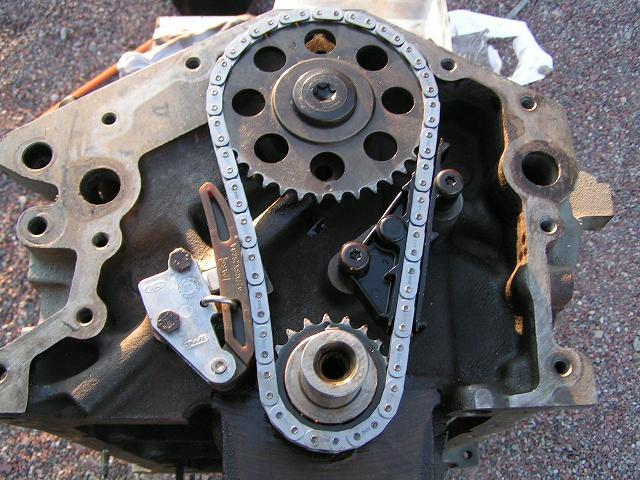 Grey - Sierra med V6:a som suger! SLUTKÖRT FÖR I ÅR! Motorbygge_small
