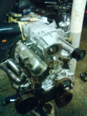 Grey - Sierra med V6:a som suger! SLUTKÖRT FÖR I ÅR! - Sida 3 29Kompressor