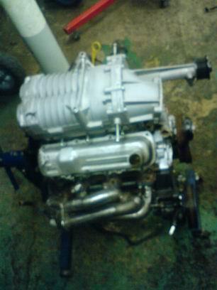 Grey - Sierra med V6:a som suger! SLUTKÖRT FÖR I ÅR! - Sida 3 29Kompressor2