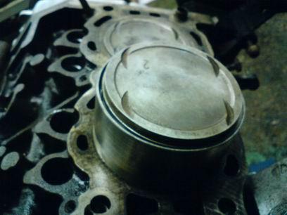 Grey - Sierra med V6:a som suger! SLUTKÖRT FÖR I ÅR! - Sida 3 Rebuild