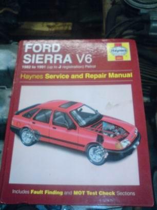 Grey - Sierra med V6:a som suger! SLUTKÖRT FÖR I ÅR! - Sida 3 Rebuild17