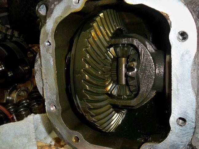 Grey - Sierra med V6:a som suger! SLUTKÖRT FÖR I ÅR! - Sida 3 Bakdiff