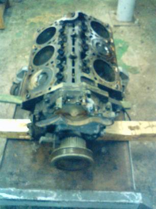 """Grey - """"Släggan"""" 4L V6 Cosworth kompressor. I Bilhimmelen! 4LV6"""