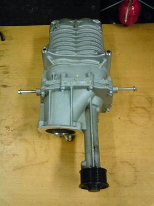 """Grey - """"Släggan"""" 4L V6 Cosworth kompressor. I Bilhimmelen! EatonM122"""