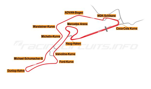 2016 DTM Round 1 Nurburgring - 29-07-2016 Nurburgring-GP%2BF1Chicane%2BArena-03.8f6c7a54d30e49de93b6e02eacf16508