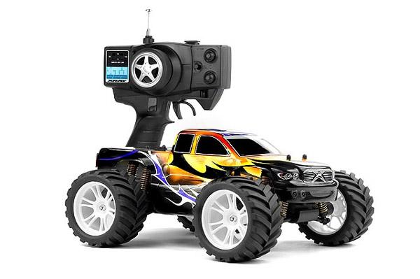 Quelle voiture radiocommandée tout terrain électrique choisir pour débuter? La liste des RTR du marché! Xray_m18mt_rtr_0711_5a5