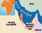 Le vent de révolte au Maghreb souffle à l'entour 040329BahreinCarte
