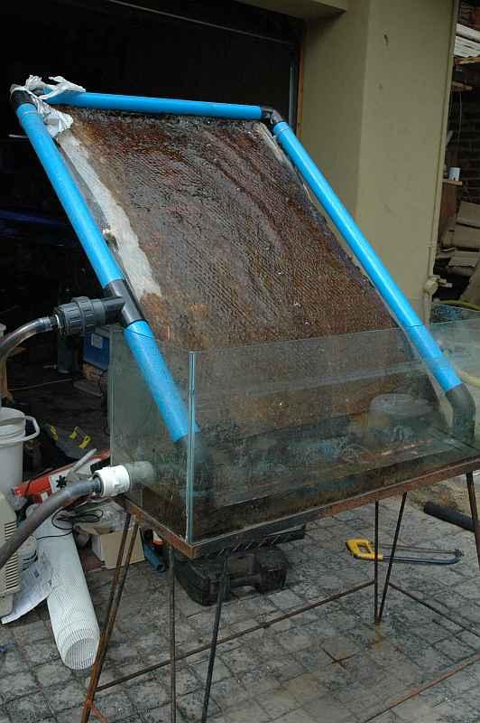 Algae Turf Scrubber - ATF (filtragem com algas!) UserBobthereefbuilderOnMASA-4
