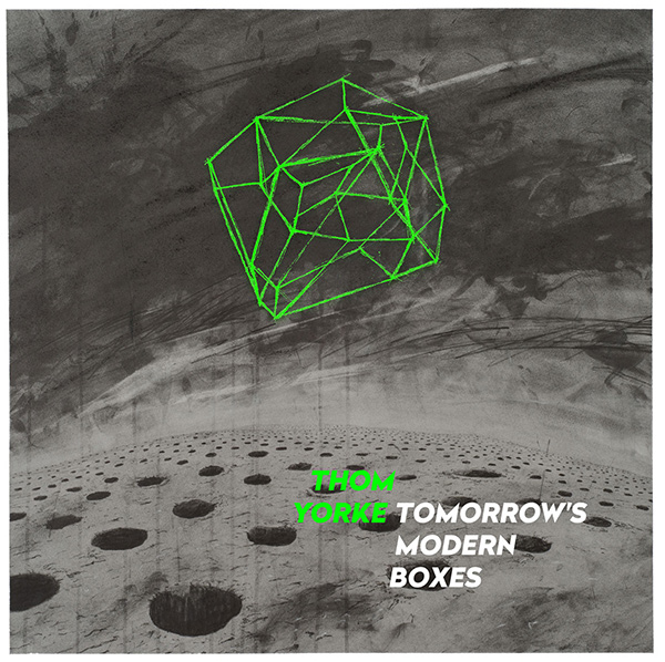 (Rock) RADIOHEAD Tomorrows-modern-boxes