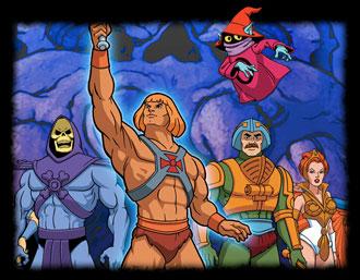 Nos dessins animés d'enfance 98