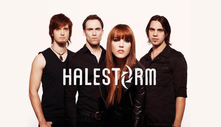 Halestorm Halestorm2