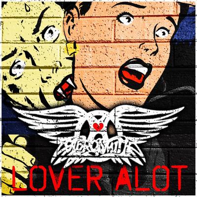 Aerosmith Cocked locked Aerosmith_Lover_A_Lot_Cover