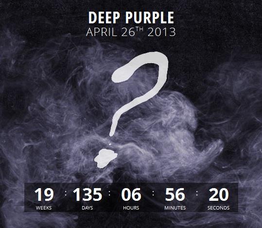 DEEP PURPLE - Page 4 Deeppurple