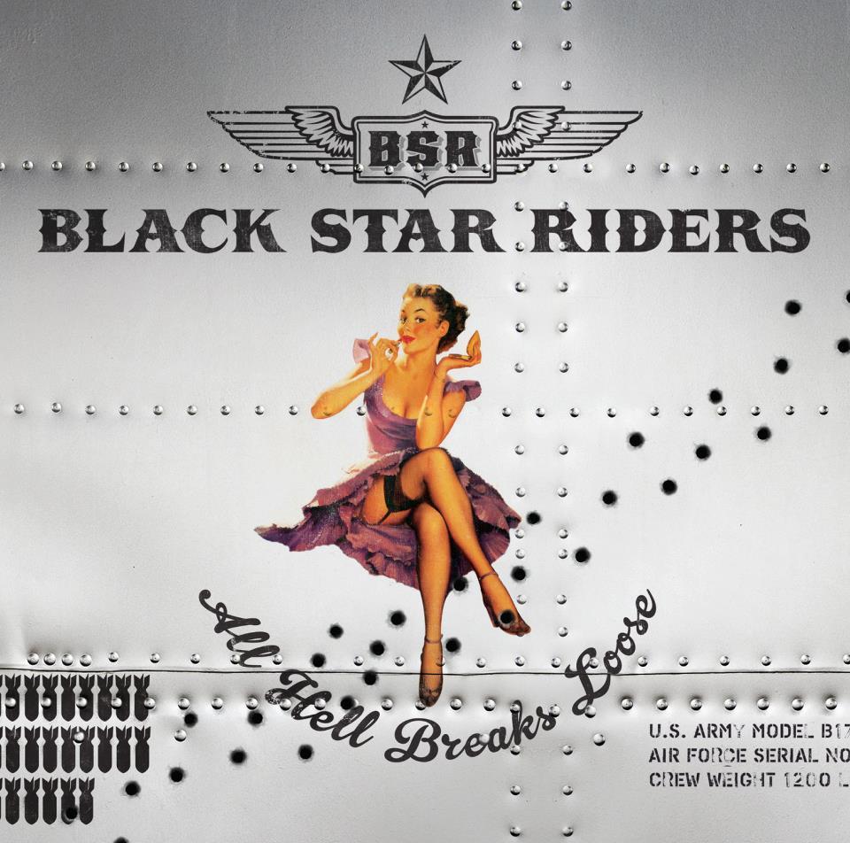 BLACK STAR RIDERS  Bsralbum