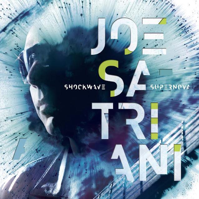 Joe Satriani Satrianishockwavecd
