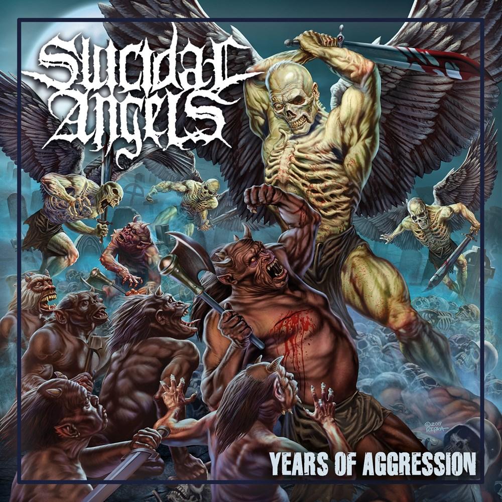 SUICIDAL ANGELS  Augustsucicidal