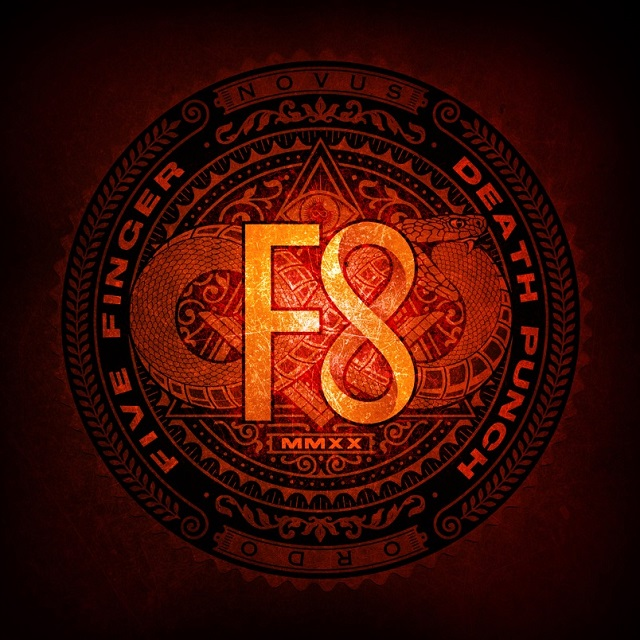 Five Finger Death Punch F8-ffdp