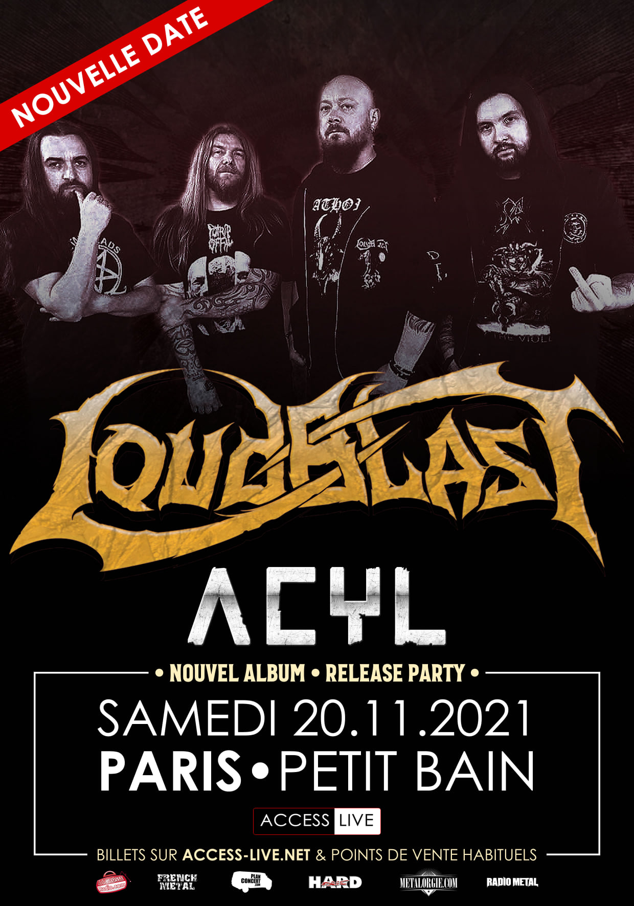 Loudblast Loudblast-concert