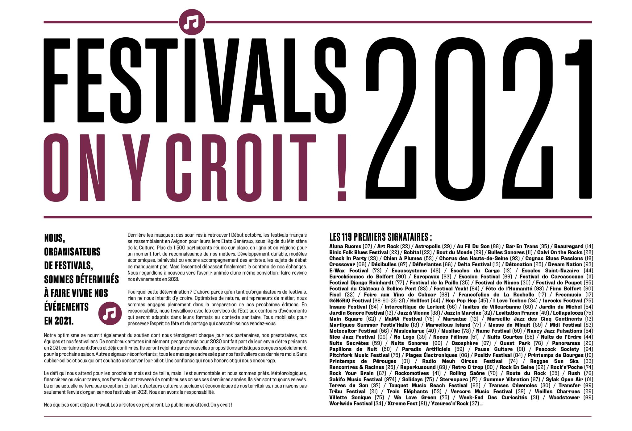 HELLFEST 2021 Tribune-festival