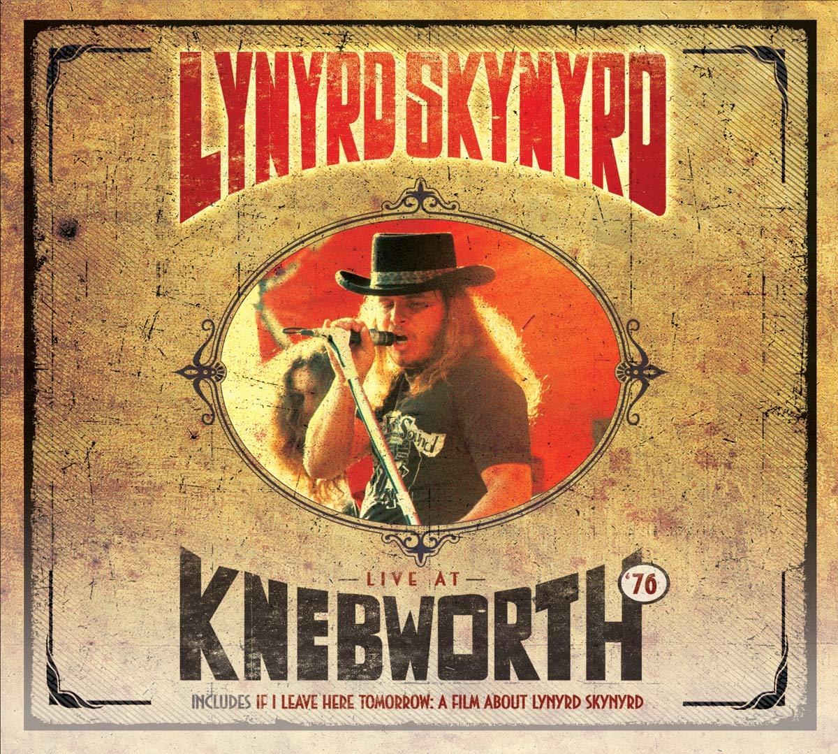 LYNYRD SKYNYRD Lynyrd-skynyrd-live-at-knebworth-76