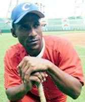 La mejor combinacion de shorstop y segunda base de Cuba de todos los tiempos: German Mesa-Juan Padilla (KATAK) Ulacia