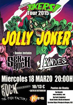 Jolly Joker Cartel_madrid2015