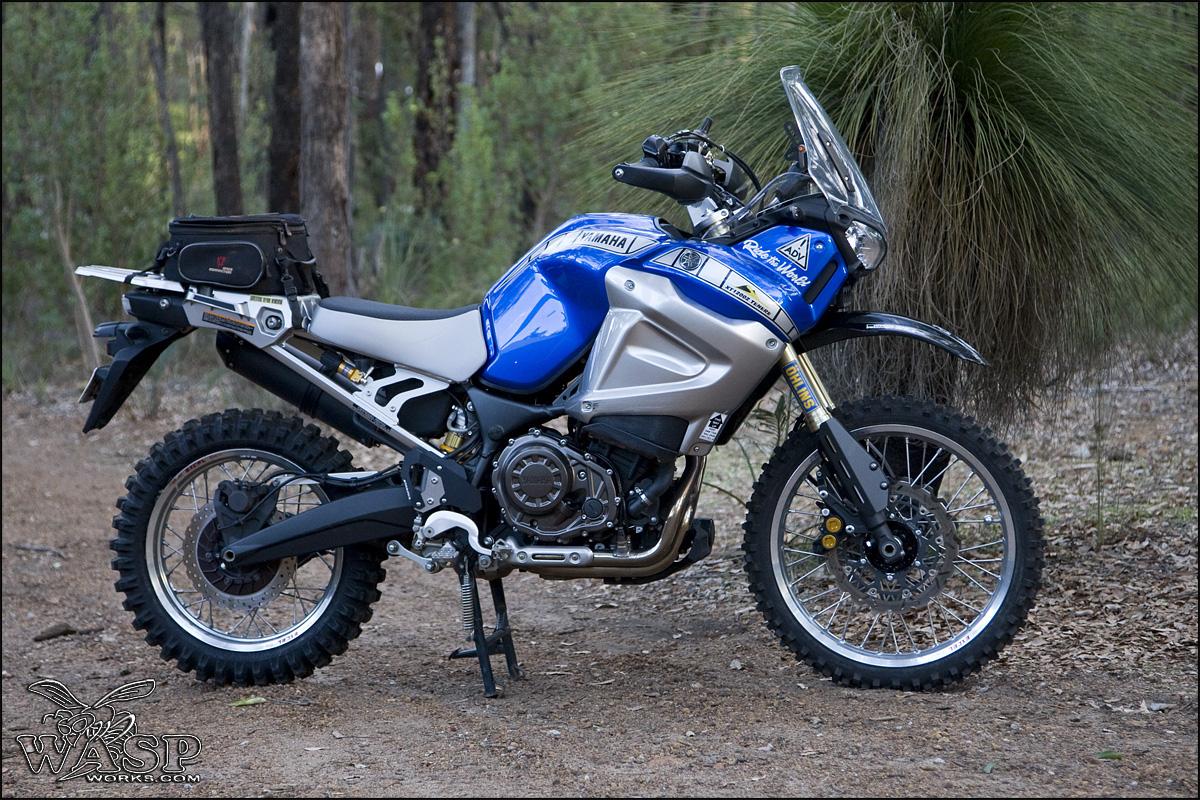 XTZ660 rallye raid Xt1200-umb