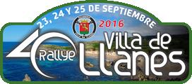 Rally Villa de Llanes 40placa