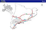 &^& خرائط سباق أسبانيا 2007 طرق ومسارات &^& Mapa1