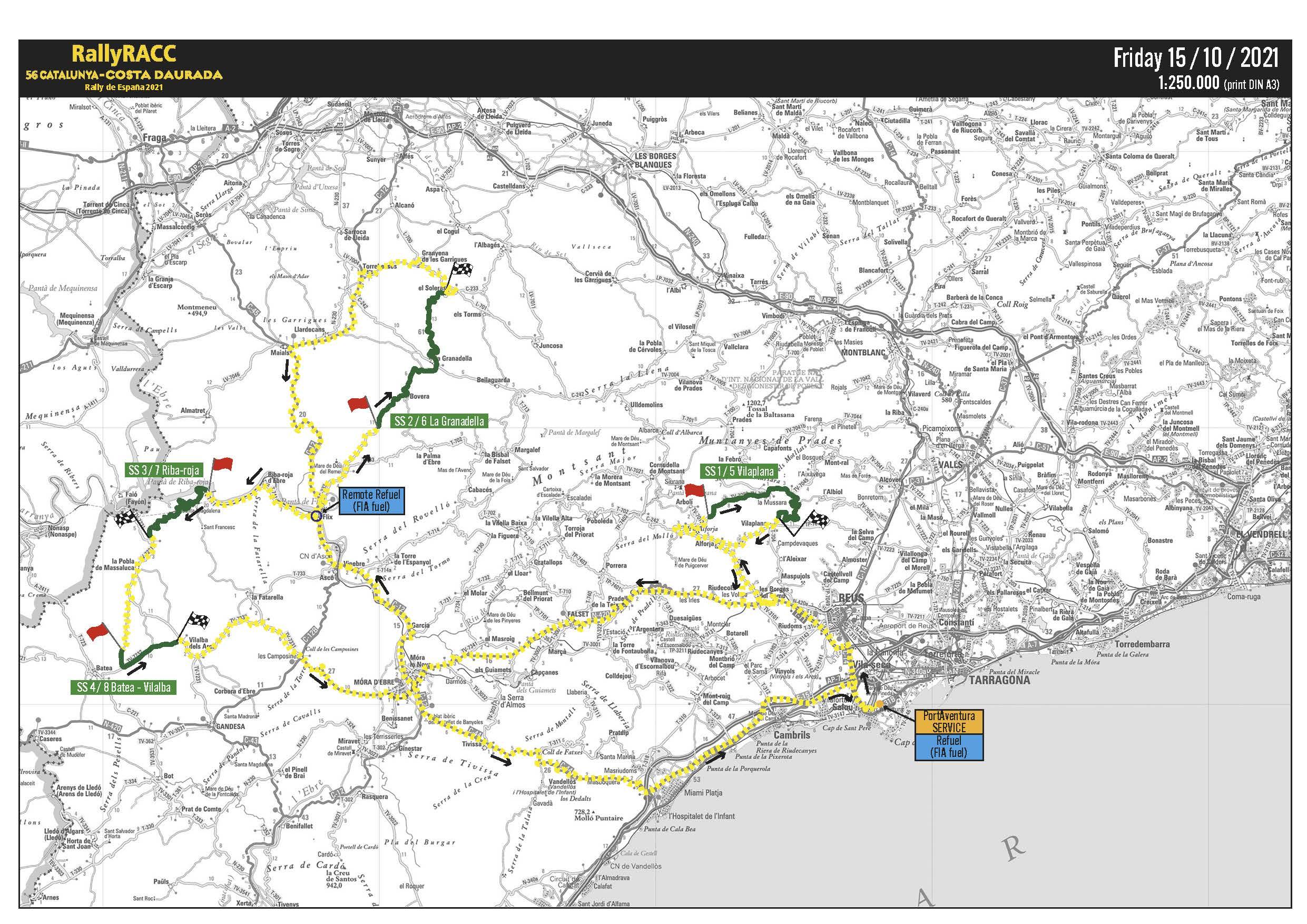 World Rally Championship: Temporada 2021  - Página 31 Etapa1