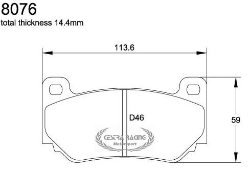 Pagid RS14 - RS42 a prezzi convenzionati - Pagina 6 E8076