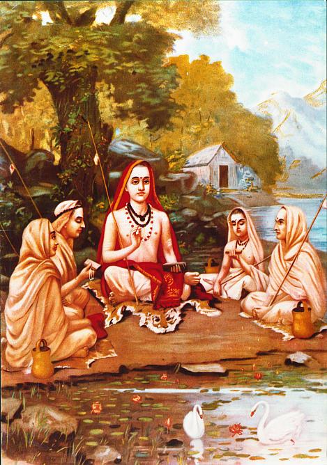 Citations d'ici & d'ailleurs: Shankara Shankaraundschueler