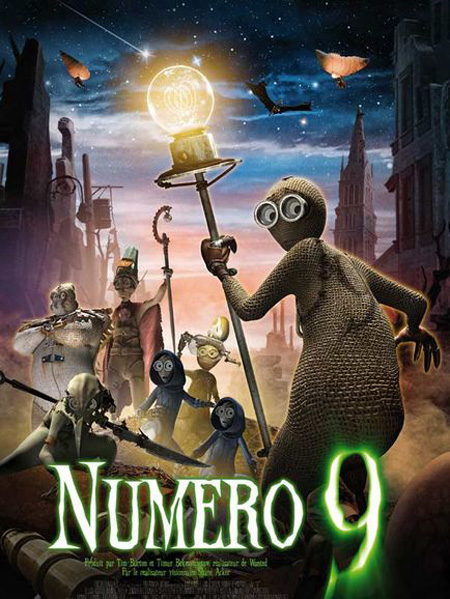 [Film d'animation] Numéro 9 Numero-9-film