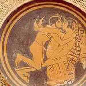 Il sesso nelle antiche religioni Piatto