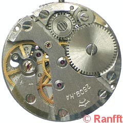 Raketa zéro : guide d'achat Raketa_2609_HA
