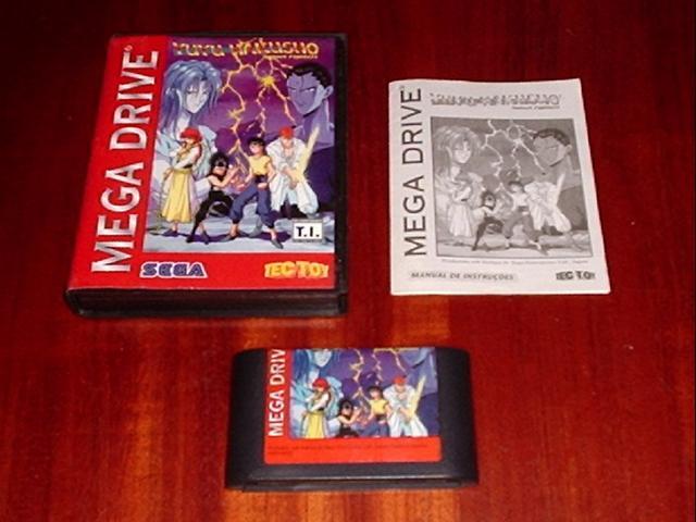 [nostalgia] recordando los juegos que marcaron nuestra infancia :') YuYuHakushoSunsetFighters