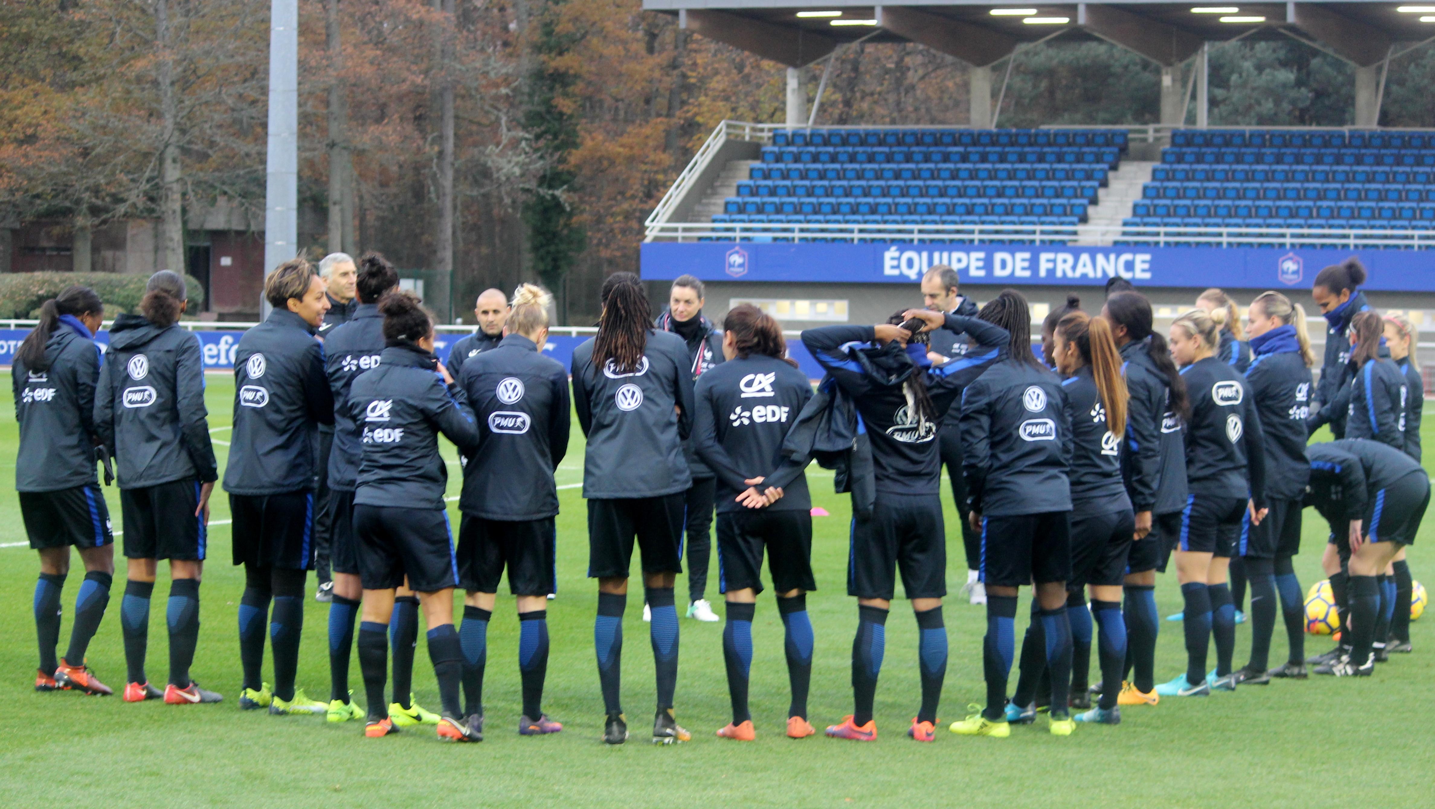 Équipe de France féminine de football - Page 3 Photo_Equipe_de_France