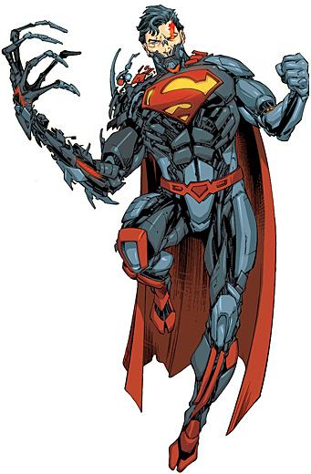 [4ML] Quest for Superman [WW] CyborgSuperman2
