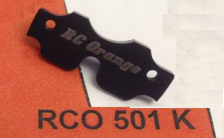 Châssis PN PNR2.5W cassé - Lest RC Orange RCO501K RechercheRCO501K
