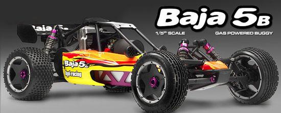 Buggie sin marca y con fuga de aceite HPI-Baja-5B-550px