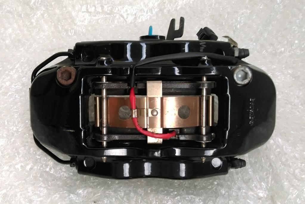 Umbaubericht: Audi RS3/TTRS Bremsanlage am Astra f / Calibra / Vectra A IMAG12900
