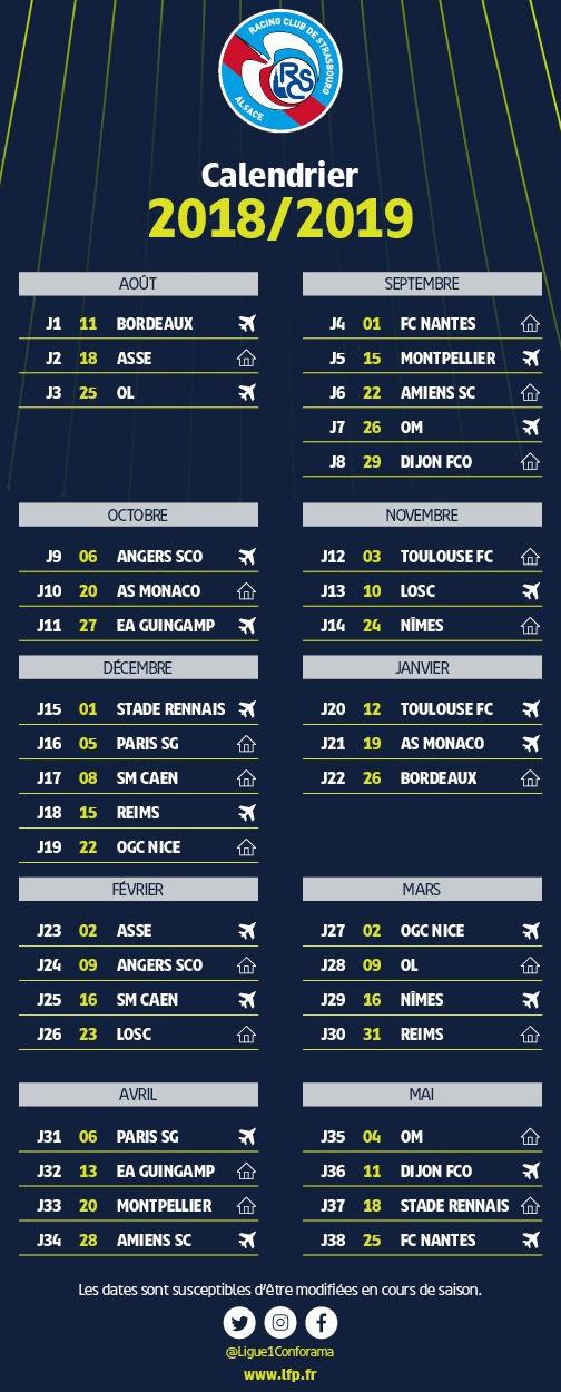 Calendrier saison 2018/19 Calendrier-18-19-rcsa