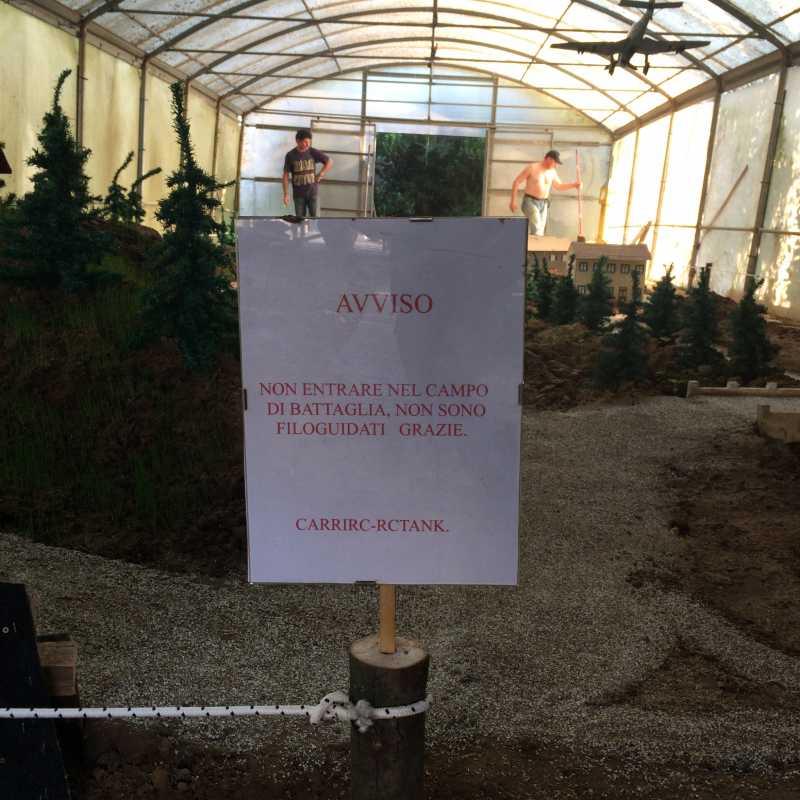AGGIORNAMENTI E MODIFICHE DEL CAMPO FISSO IMG_7007