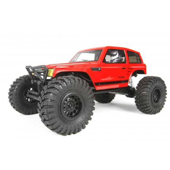 Wraith KIT - versions et options, choix du modèle Axial-wraith-spawn-4wd-rock-racer-kit-ax90056
