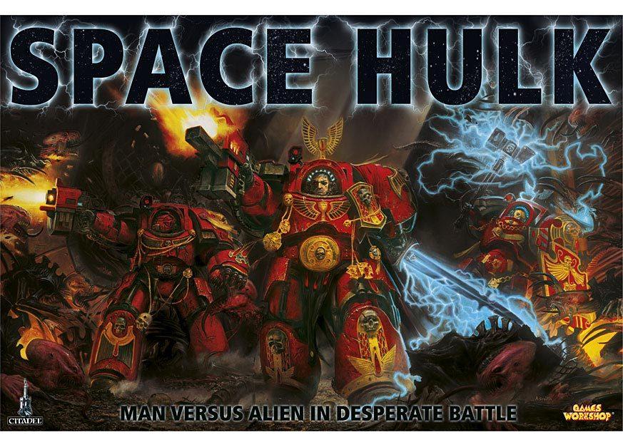 Les jeux de plateau relatifs aux LVDH SpaceHulk0